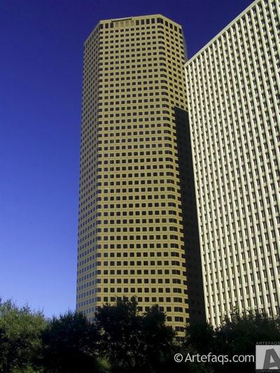 Stock photo of 3 Allen Center  - Houston, Texas