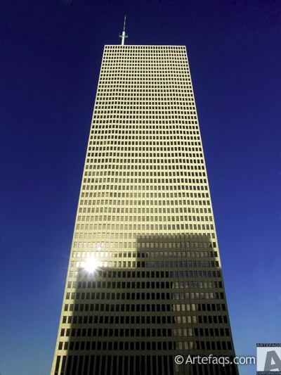 Stock photo of 1 Shell Plaza  - Houston, Texas