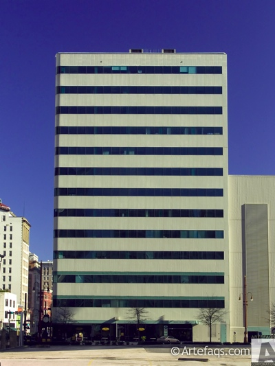 Photograph of Binz Building  - Houston, Texas