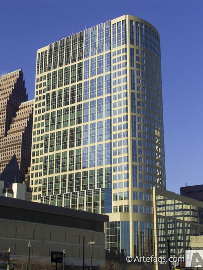 Stock photo of Calpine Center  - Houston, Texas
