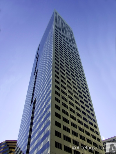 Stock photo of First City Tower  - Houston, Texas