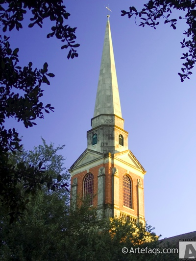 Stock photo of First Presbyterian Church  - Houston, Texas