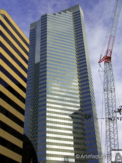 Stock photo of Fulbright Tower  - Houston, Texas
