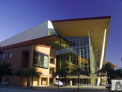 Stock photo of Hobby Center for the Performing Arts  - Houston, Texas