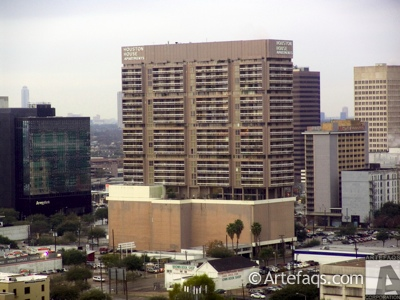 Stock photo of Houston House Apartments  - Houston, Texas