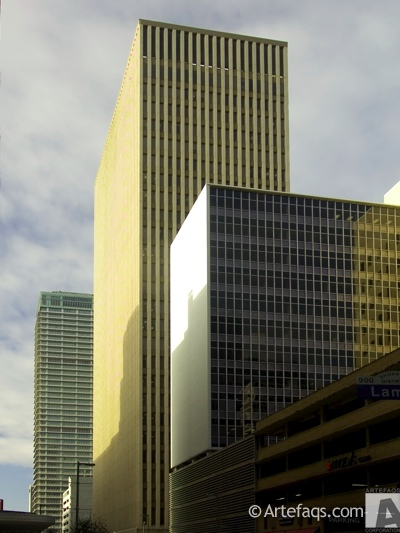 Stock photo of Houston Police Department Headquarters  - Houston, Texas