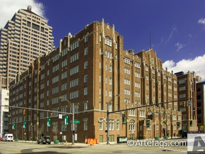 Photograph of Downtown YMCA - Columbus, Ohio