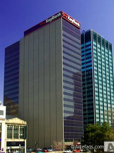 Stock photo of Key Bank Building - Columbus, Ohio