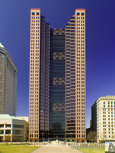 Stock photo of Huntington Center - Columbus, Ohio