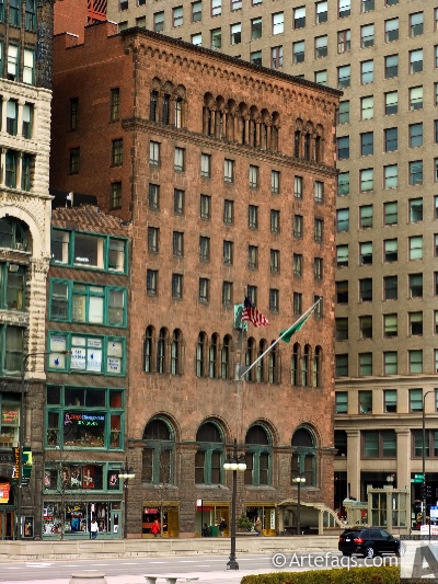 Stock photo of Chicago Club - Chicago, Illinois