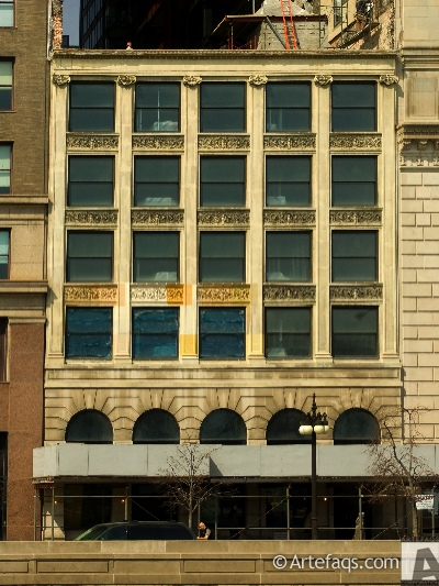 Photograph of Karpen Building - Chicago, Illinois
