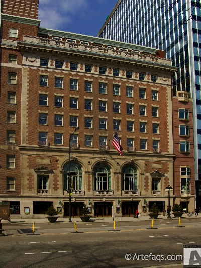 Photograph of Orchestra Hall at Symphony Center - Chicago, Illinois