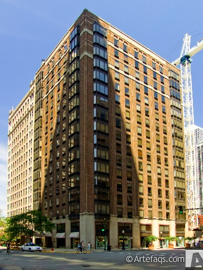 Photograph of 40 East Delaware Place - Chicago, Illinois