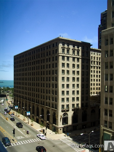 Photograph of Drake Hotel - Chicago, Illinois