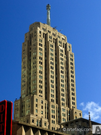 Stock photo of Palmolive Building - Chicago, Illinois