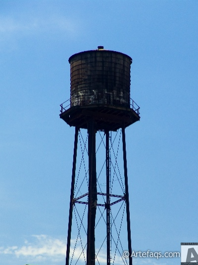 Stock photo of Water Tower - Chicago, Illinois
