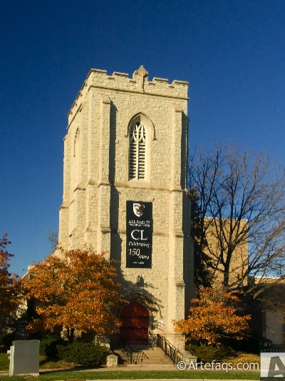 Photograph of All Saints Episcopal Church - Appleton, Wisconsin