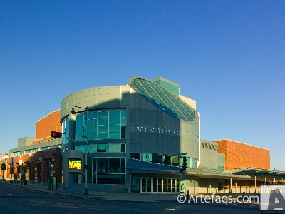 Stock photo of Fox Cities Performing Arts Center - Appleton, Wisconsin