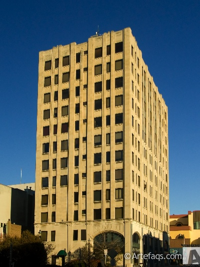 Stock photo of Irving Zuelke Building - Appleton, Wisconsin