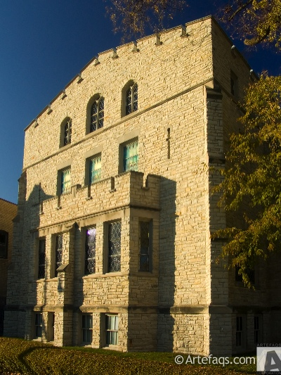 Photograph of Outagamie County Museum - Appleton, Wisconsin