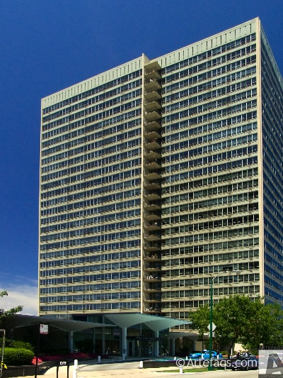 Stock photo of 3550 North Lake Shore Drive - Chicago, Illinois