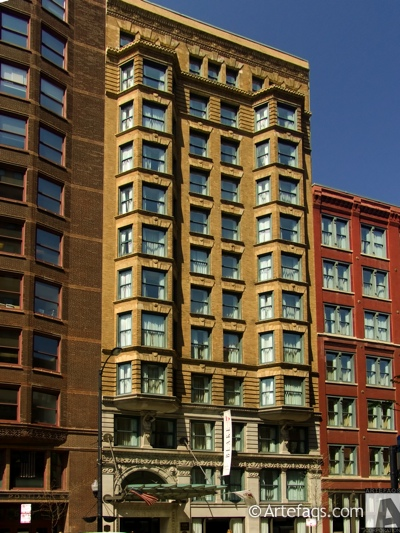 Photograph of Hotel Blake - Chicago, Illinois - April, 2008 - Mo