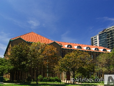 Photograph of Immaculata High School and Convent - Chicago, Illinois