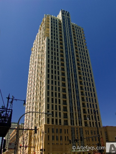 Photograph of Michigan Avenue Tower I - Chicago, Illinois