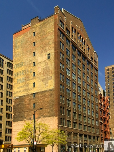 Photograph of New Franklin Building - Chicago, Illinois