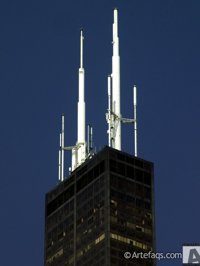 Photograph of Willis Tower - Chicago, Illinois