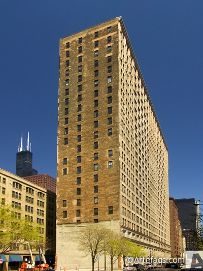 Stock photo of Transportation Building - Chicago, Illinois