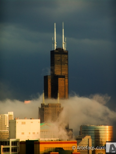 Stock photo of Willis Tower - Chicago, Illinois
