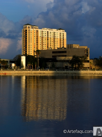Stock photo of 345 Bayshore Boulevard - Tampa, Florida