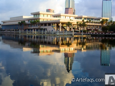 Photograph of Tampa Convention Center - Tampa, Florida