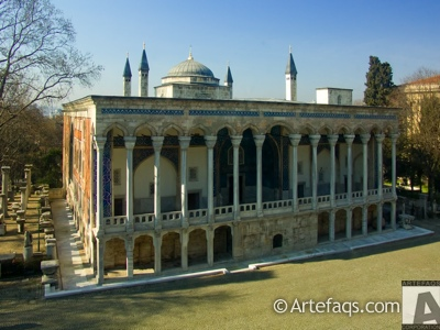 Stock photo of Archaeological Museum - Istanbul, Turkey