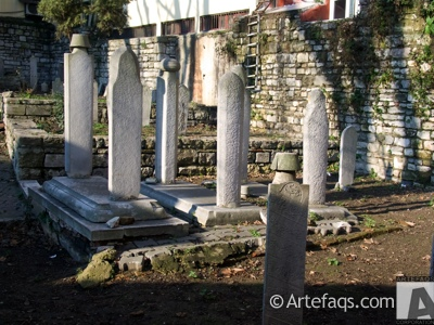 Stock photo of Cemetery - Istanbul, Turkey