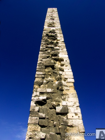 Photograph of Column of Constantine Porphyrogenetus  - Istanbul, Turkey