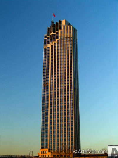 Stock photo of Isbank Tower 1 - Istanbul, Turkey