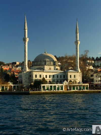 Photograph of Iskele Mosque - Istanbul, Turkey