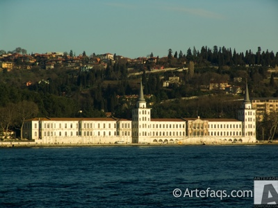 Stock photo of Kuleli Military School (Kuleli Askeri Lisesi) - Istanbul, Turkey