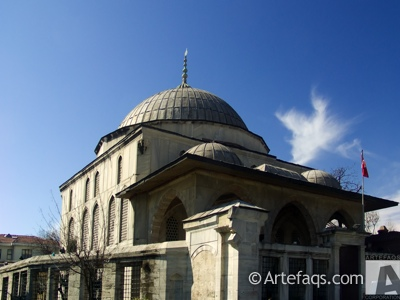 Photograph of Tomb of Sultan Ahmet I - Istanbul, Turkey