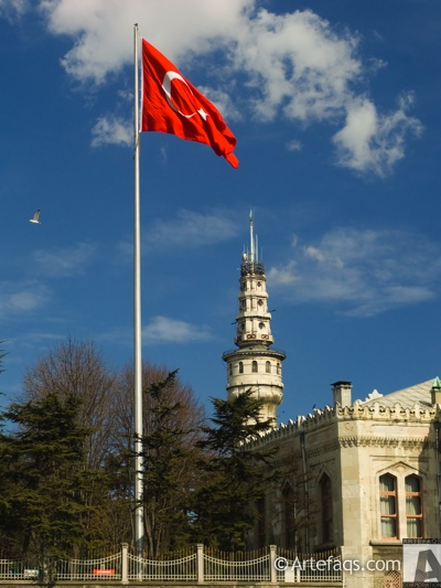 Photograph of Beyazit Tower - Istanbul, Turkey