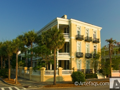 Photograph of 1 East Battery Street  - Charleston, South Carolina