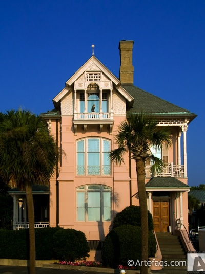 Photograph of 25 East Battery Street  - Charleston, South Carolina