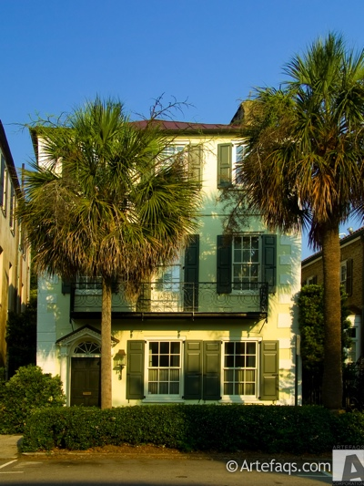 Photograph of 57 East Bay Street  - Charleston, South Carolina