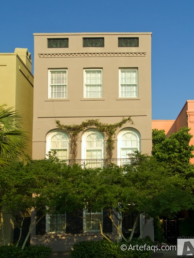 Photograph of 71 East Bay Street  - Charleston, South Carolina