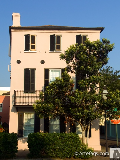 Photograph of 77 East Bay Street  - Charleston, South Carolina