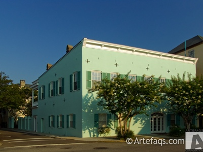 Stock photo of 79-81 East Bay Street - Lindsay-Bulwinkle Property  - Charleston, South Carolina