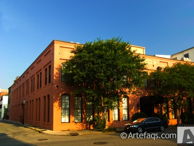 Photograph of 109 East Bay Street - Cogswell Building  - Charleston, South Carolina