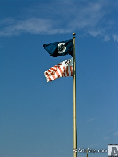 Stock photo of Flags  - Charleston, South Carolina